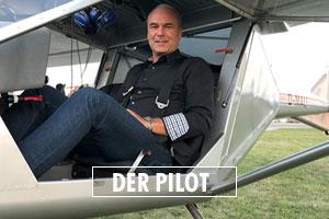 Rundflug Bayern – Pilot
