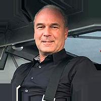 Michael Emde – Pilot eines Ultraleichtflugzeuges